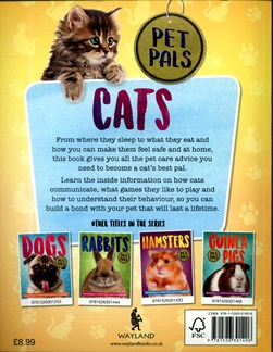 Cats by Pat Jacobs