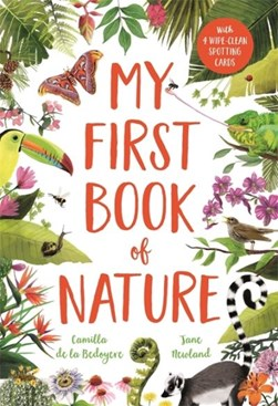My first book of nature by Camilla De la Bédoyère