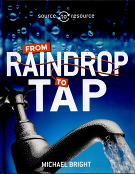 From raindrop to tap by Michael Bright