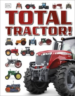 Total tractor! by Josephine Roberts