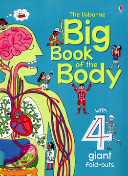 The Usborne big book of the body by Minna Lacey
