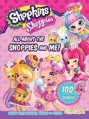 Shopkins Shoppies Friendship Fun Book