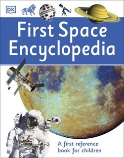 First space encyclopedia by Ishani Nandi