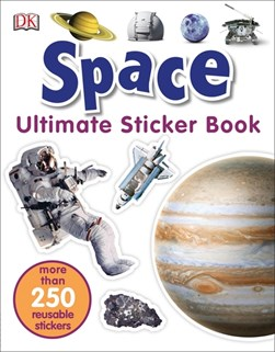 Space Ultimate Sticker Book by DK