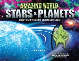 Amazing World Stars & Planets by Paul Beck