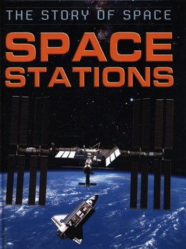 Space stations by Steve Parker