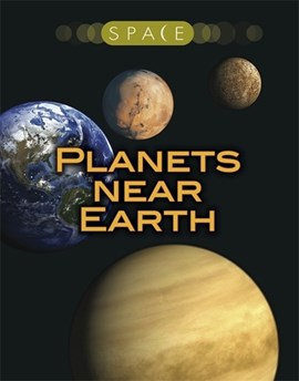 Planets near Earth by Ian Graham