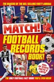 Match! Football records book!