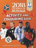 2018 FIFA World Cup Russiaï+½ Activity and Colouring Book