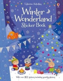 Winter Wonderland Sticker Book by Fiona Watt