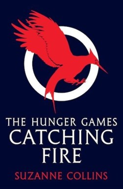 Hunger Games 2 Catching Fire (Adult) by Suzanne Collins