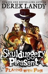 Skulduggery Pleasant 2: Playing With Fire