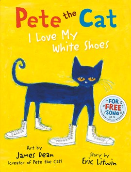 I love my white shoes by Eric Litwin