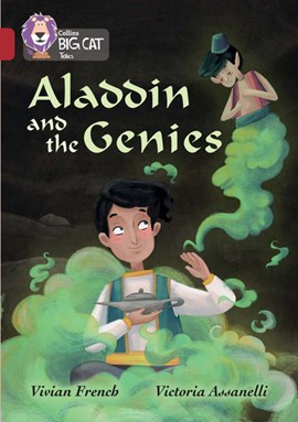 Aladdin and the genies by Vivian French