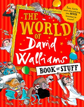 The World of David Walliams by Quentin Blake