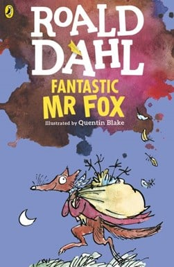 Book Cover of Fantastic Mr Fox by Roald Dahl