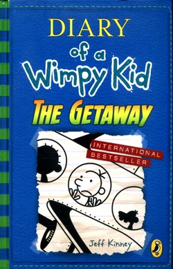 Diary Of A Wimpy Kid Book 12 H/B by Jeff Kinney