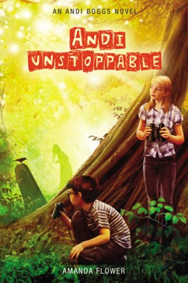 Andi unstoppable by Amanda Flower