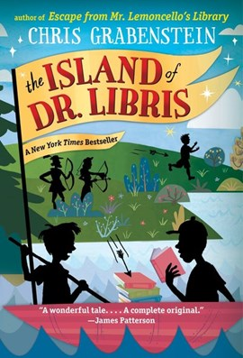 The island of Dr Libris by Chris Grabenstein