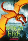 Escaping Peril (Wings of Fire, Book 8), Volume 8