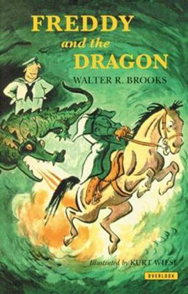 Freddy and the dragon by Walter R. Brooks