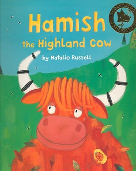 Hamish the Highland cow by Natalie Russell