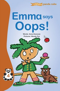 Emma says oops by Anna Donovan