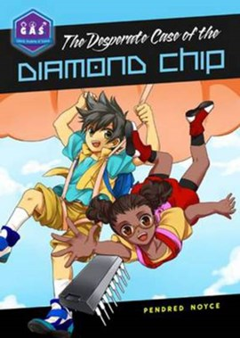 The Desperate Case of the Diamond Chip by Pendred Noyce