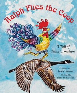 Ralph flies the coop by Jaimie Scanlon