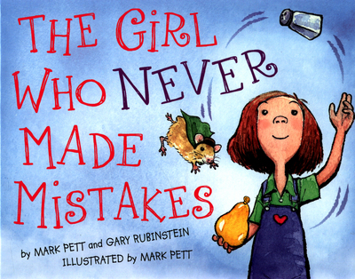 Buy The Girl Who Never Made Mistakes Book at Easons