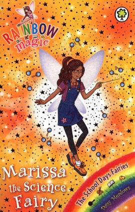 Marissa the science fairy by Daisy Meadows