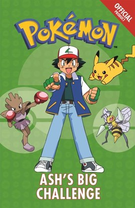 Ash's biggest challenge by Pokémon