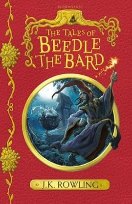 The tales of Beedle the Bard by J. K Rowling