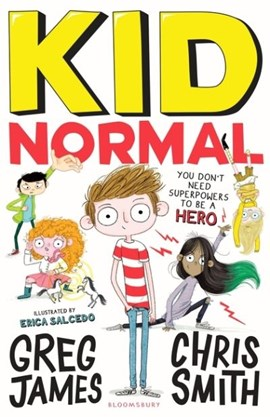 Kid Normal by Greg James