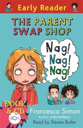 The Parent Swap Shop by Francesca Simon