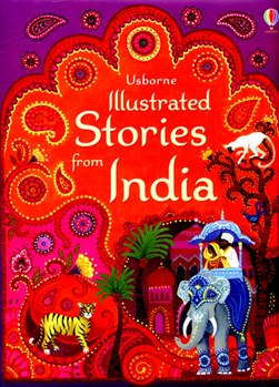Usborne illustrated stories from India by Anja Klauss