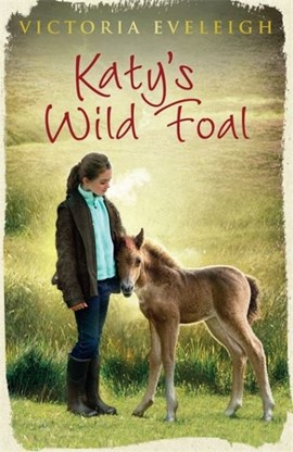 Katy's wild foal by Victoria Eveleigh