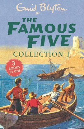 The Famous Five collection by Enid Blyton