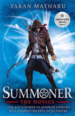 Summoner Book 1The Novice P/B by Taran Matharu