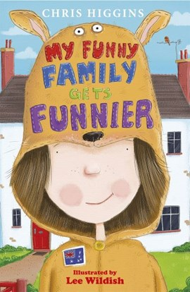 My funny family gets funnier by Chris Higgins
