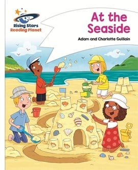 At the seaside by Adam Guillain