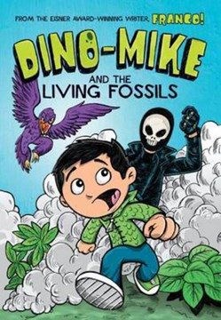 Dino-Mike and the Living Fossils by Franco Aureliani