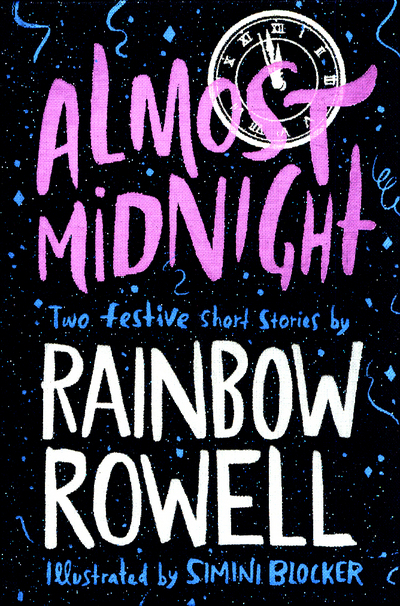 Image result for almost midnight rainbow rowell
