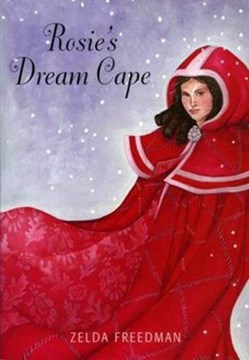 Rosie's Dream Cape by