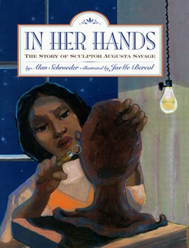 In her hands by Alan Schroeder