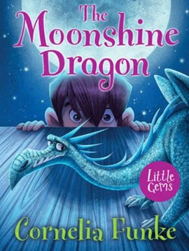 The moonshine dragon by Cornelia Funke