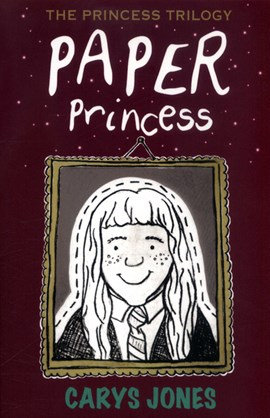 Paper princess by Carys Jones