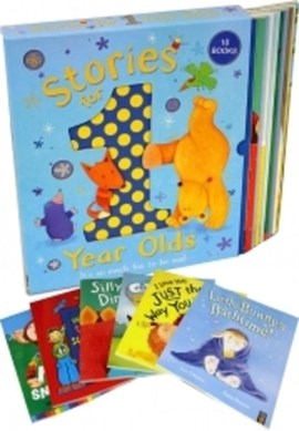Stories For 1 Year Olds (FS) P/B by Various