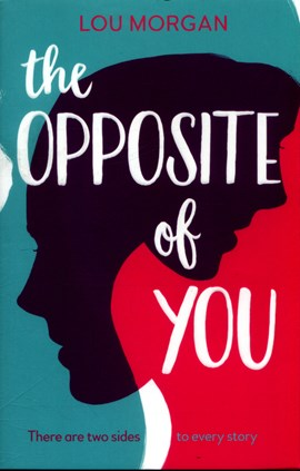 Opposite Of You P/B by Lou Morgan