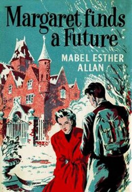 Margaret finds a future by Mabel Esther Allan